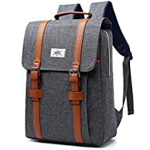 e65711222a6d Laptop Backpack For Men   Women College Backpack For Laptop 15 Inch  Waterproof Nylon Dayback Casual Laptop Bag Anti Theft