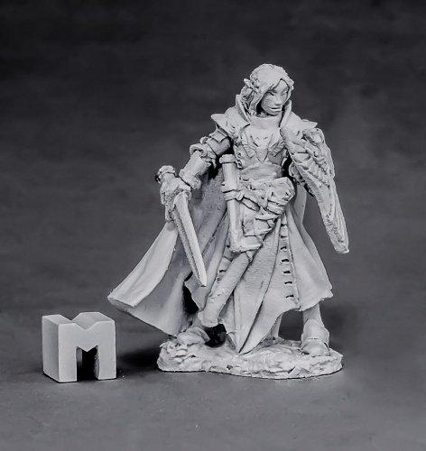 (Reaper Miniatures Alandin, Elf Paladin 03863 Dark Heaven Legends Unpainted)