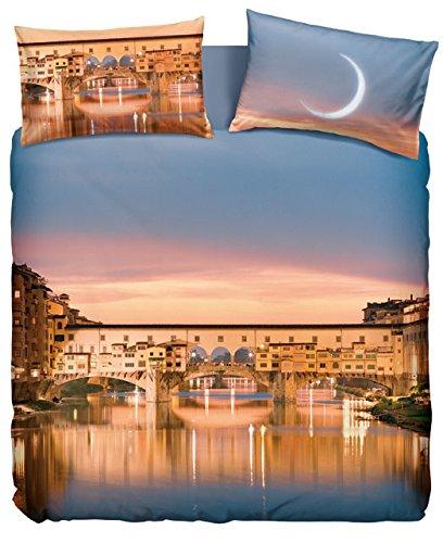 c1e98c1c42 Parure Letto Matrimoniale Bassetti - Firenze: Amazon.it: Casa e cucina