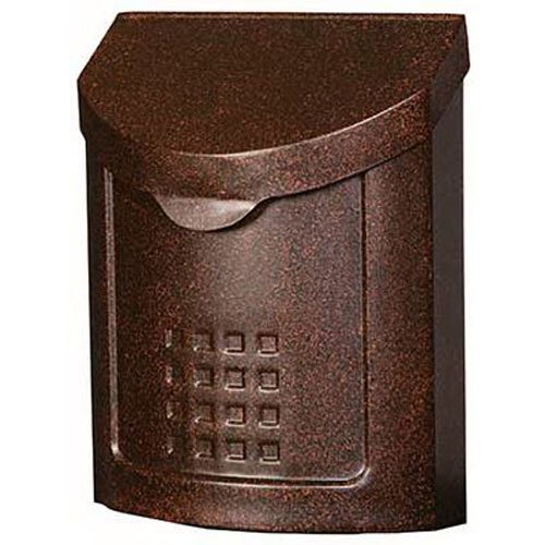SOLAR GROUP MBK694AC Lockhart Copper Mail Box by Solar Group by Solar Group