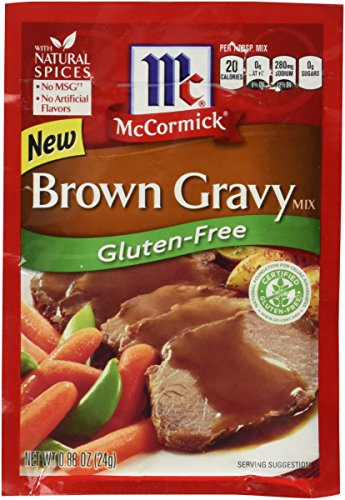 Top 10 best gravy packets: Which is the best one in 2019?