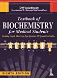 img - for Textbook of Biochemistry for Medical Students by Dm Vasudevan (2016-07-31) book / textbook / text book