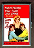 MARILYN MONROE SOME LIKE IT HOT CIGARETTE CASE WALLET