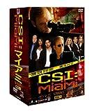 [DVD]CSI:マイアミ シーズン5 コンプリートBOX-1