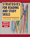Strategies for Reading and Study Skills, Pirozzi, Richard, 0844258245