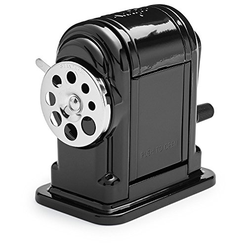 X-ACTO-Ranger-55-Manual-Pencil-Sharpener-Black