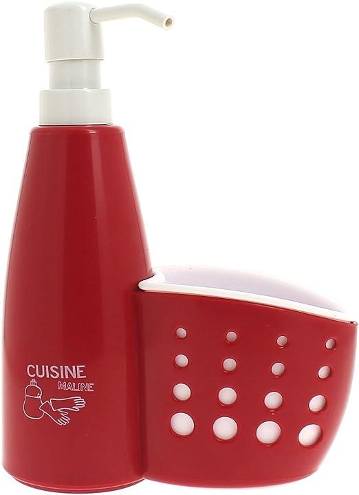 Promobo-Set-Dispensador de jabón líquido lavavajillas puerta de ...