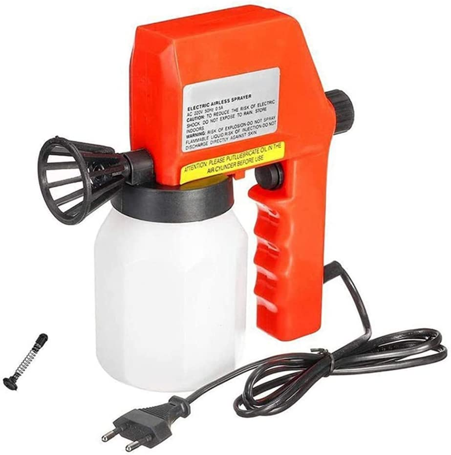 Eihan High Power Spray Device Household Electric Paint Sprayer Hand Held Spray for Easy Spraying and Cleaning