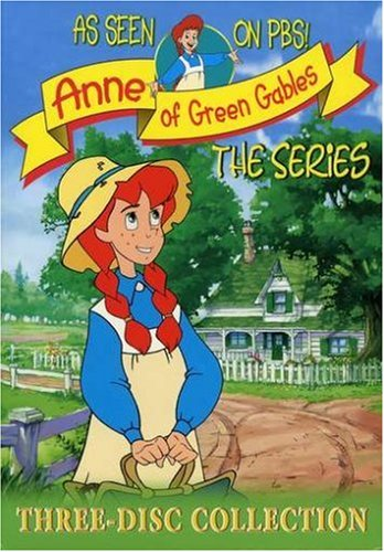 Anne the Animated Series - Volumes 1 - 3 -  DVD, Lilliane André