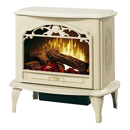 BOWERY HILL Stoves Celeste Electric Fireplace Stove Heater in -