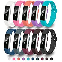 Greeninsync Compatible Fitbit Alta HR and Alta Bands, Replacements for Fitbit Alta Band Small/Large Wristband Adjustable Smart Watch Strap for Fitbit Alta Accessory Band for Women Men Girls Boys