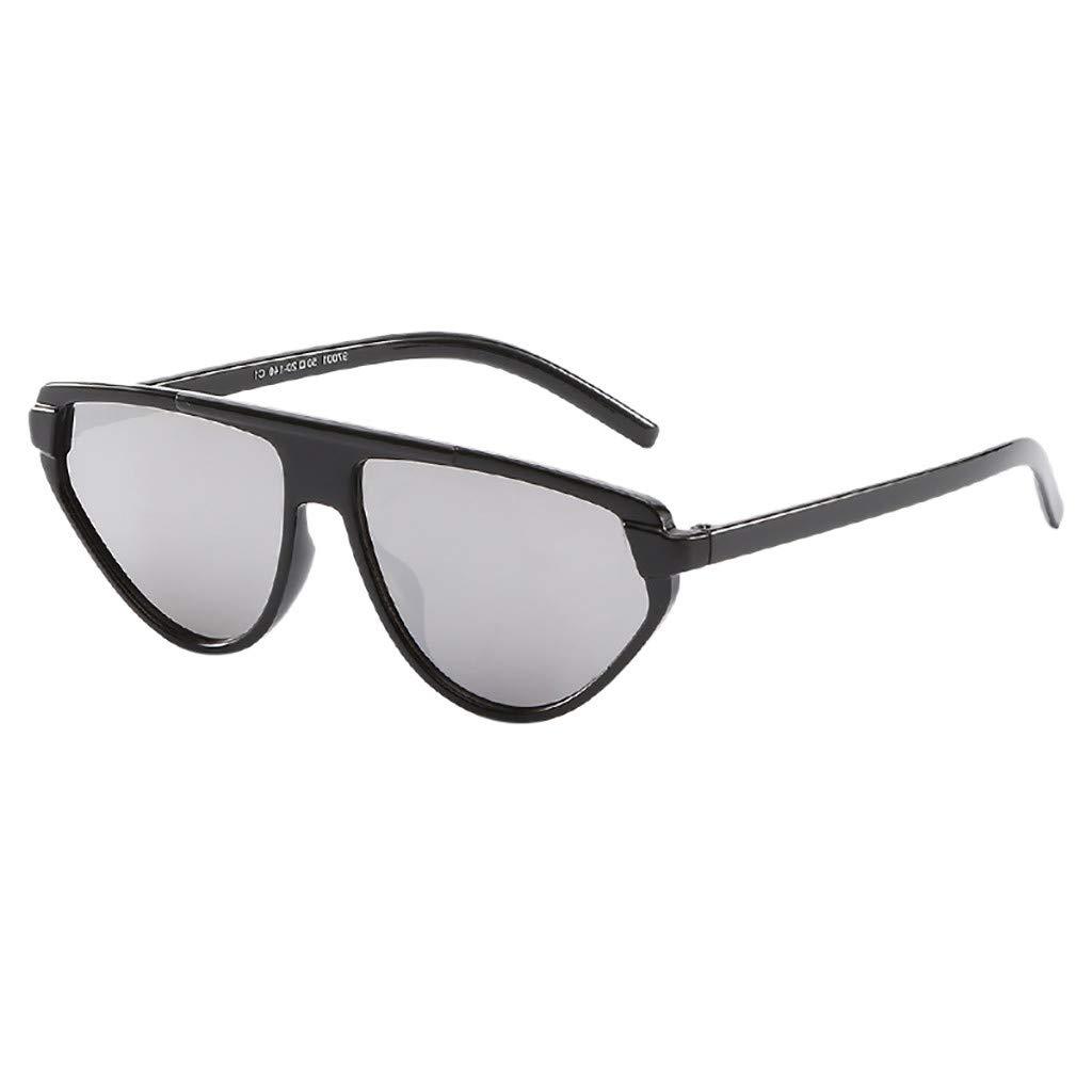 Stoota Unisex Fashion Sunglasses,Retro Eyewear Vintage Eye Radiation Protection