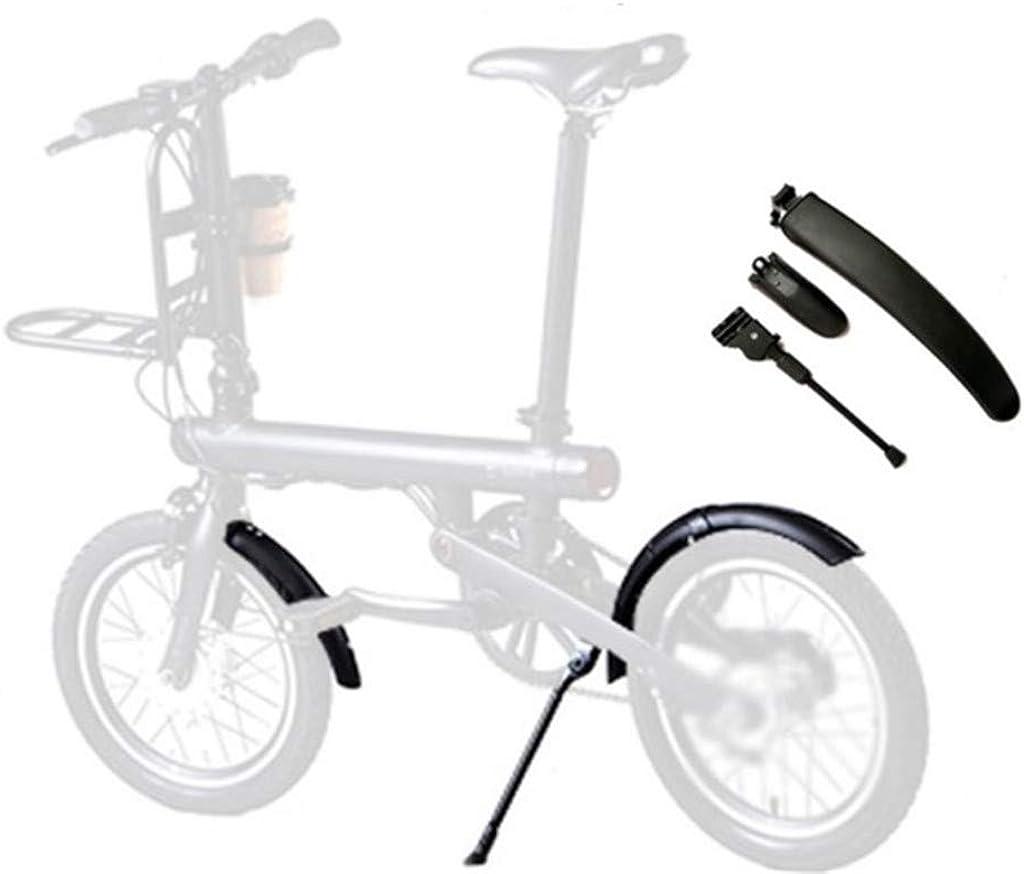 DOGZI Guardabarros Delantero,Guardabarros Trasero,Soporte Para Xiaomi EF1 Bicicleta electrica