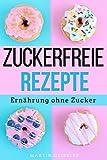 ZUCKERFREIE REZEPTE: Ernährung ohne Zucker - Die 60 BESTEN Gerichte (German Edition)