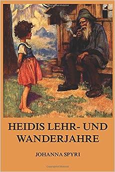 Book Heidis Lehr und Wanderjahre