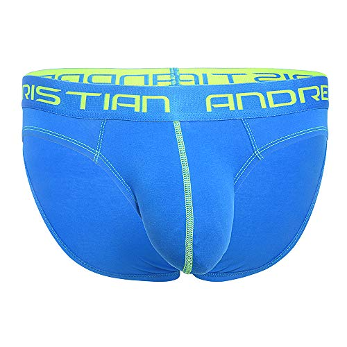 Andrew Christian Happy Brief, Electric Blue, ()