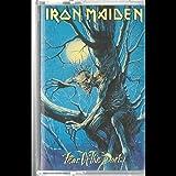 Iron Maiden: Fear Of The Dark Cassette NM Canada EMI C4 99161