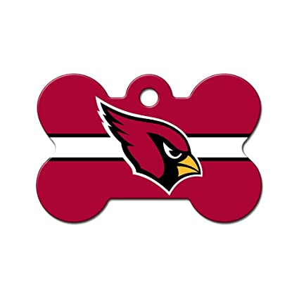 Image Unavailable. Image not available for. Color  NFL Custom Engraved  ARIZONA CARDINALS Pet ID Tag 786b8a17a