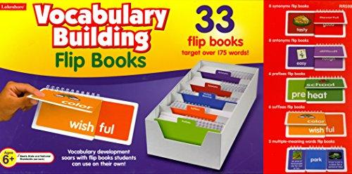 Lakeshore Vocabulary Building Flip Books