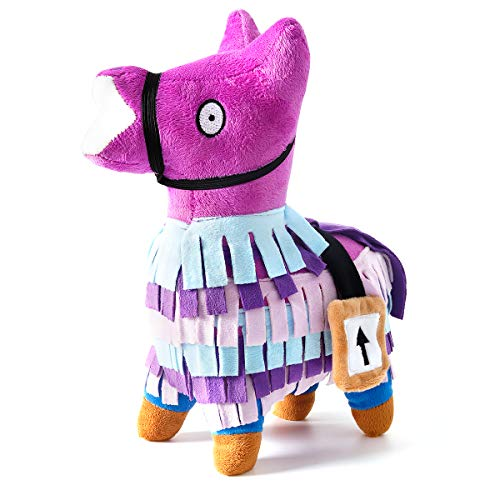 etgrfthfds Loot Supply Llama Plush Stuffed Christmas Toy Girls Boys Children Doll Firgure Troll Stash Animal Alpaca Gift Kids (9IN/20CM)