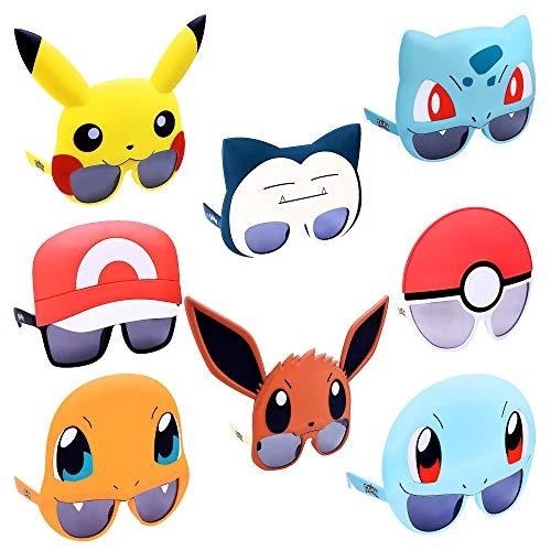 Pokemon Go Party Sunglasses