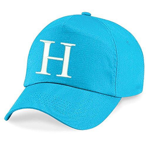 ricamo Hop Royal Bimbo Cappello Unisex Snapback baseball Hat da Hip Flat in Bambino Blue H Bonnet 4sold cotone Berretto da 04AqwwTP