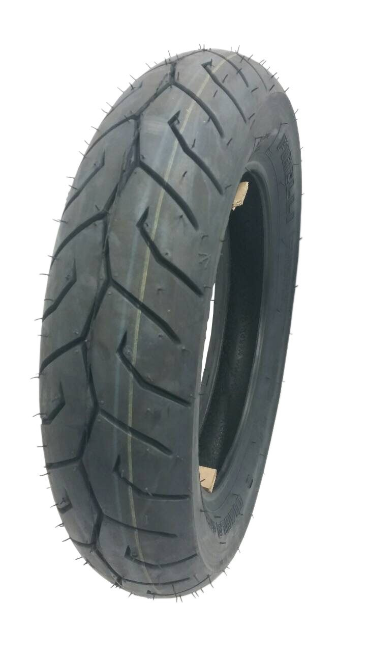 Pirelli Diablo Performance Front Scooter Motorcycle Tires - 120/70-12 by Pirelli (Image #2)