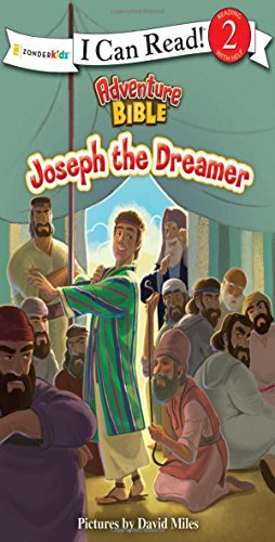 Joseph the Dreamer (I Can Read! / Adventure Bible)