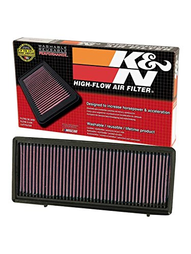 K&N 33-2374 High Performance Replacement Air Filter