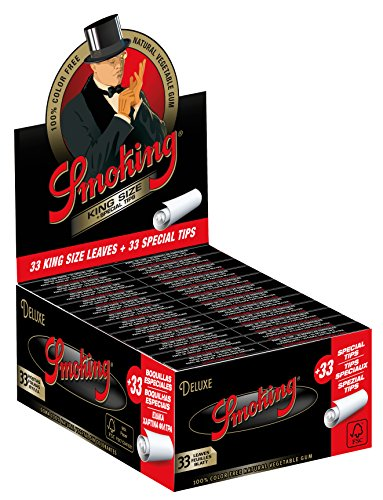 6 Smoking Brand Deluxe With TIPS Ultra