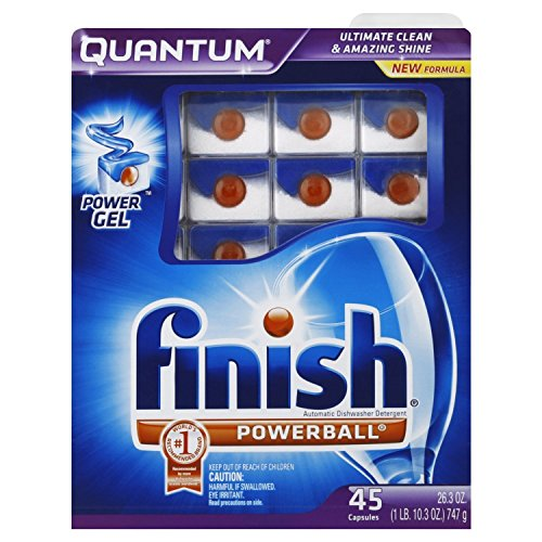 Finish Quantum Base (225 ct Value Size) by Finish