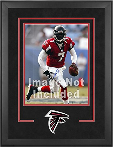 Atlanta Falcons Deluxe 16x20 Vertical Photograph Frame by Mounted Memories