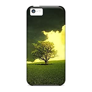 (wKM54162iCxG)durable Protection Cases Covers For Iphone 5c(outsting Nature Lscape)