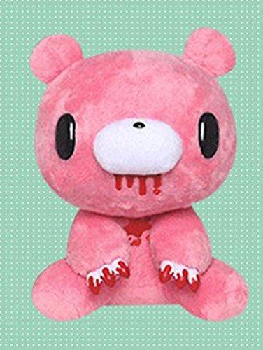 Taito Gloomy Bear Perfect Proportion MONOTONE Version 30cm Pink - Bear Plush Gloomy