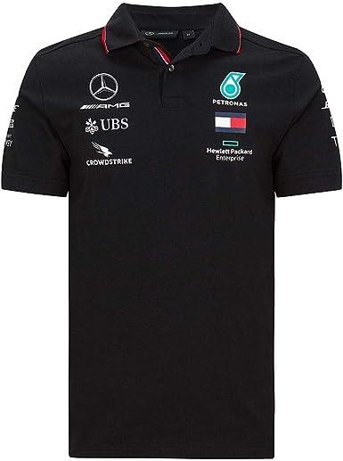 MAMGP Mercedes-AMG 2020 Polo officiel de l/équipe de F1 pour femme