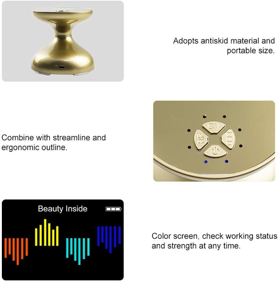 LED RF Ultraschall Kavitation Hochfrequenz EMS Body Slimming Massageger/ät Anti Cellulite Massage Fatburner Gewichtsverlust in der Pflege