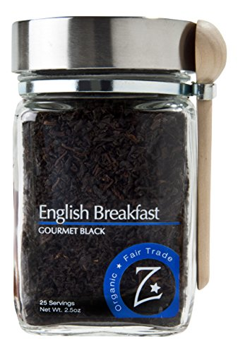 Zhena's Gypsy Tea Black Tea, English Breakfast, 2.5 - Glasses English