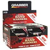 Grabber Warmers HWLRS3 Hand Warmer, Large, 3-Pk.