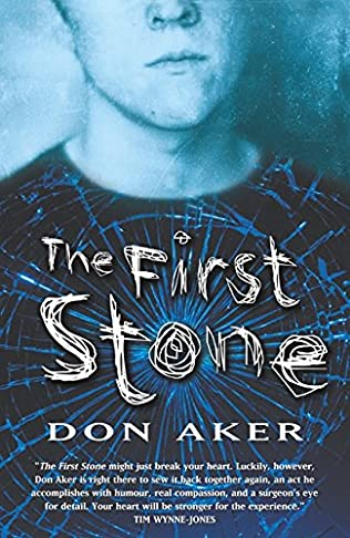 book cover of The First Stone