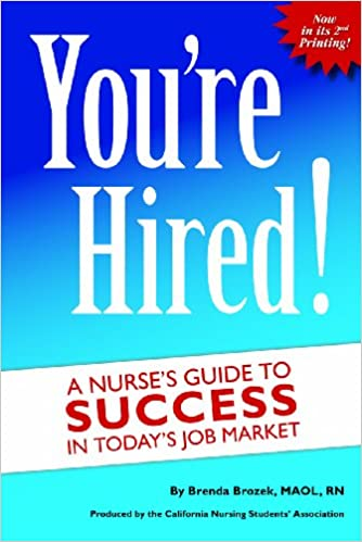 !OFFLINE! You're Hired! A Nurse's Guide To Success In Today's Job Market. flights using relacion vision Rather Tweet