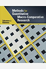 Methods for Quantitative Macro-Comparative Research Kindle Edition