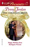 The Christmas Bride, Penny Jordan, 0373125879