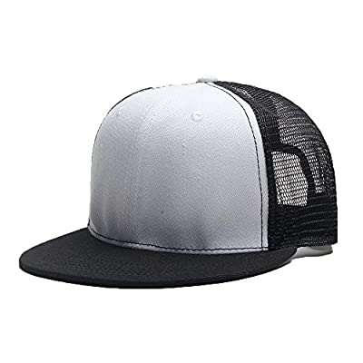 FayTop Fashion Snapback Boy Hat Hip-Hop Hat Flat Adjustable Baseball Cap V144H0004-US