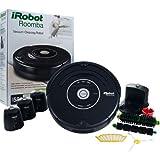 iRobotR Roomba Model 581 Floor Robotic Vacuum