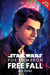 Book Cover: Star Wars Poe Dameron: Free Fall