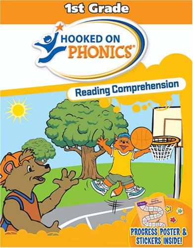Hooked on Phonics Reading Comprehension: 1st Grade: Hooked on ...