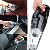 120W High Power Rechargeable Cordless Wet&Dry Portable Car Home Vacuum Cleaner
