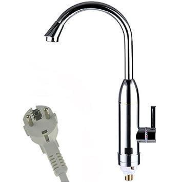 Da Jia Inc 220V Elektrischer Wasserhahn Durchlauferhitzer ...