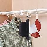 HenJiu Shower Curtain Clip, Clothes peg, hat Clip