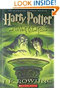 #10: Harry Potter and the Half-Blood Prince (Book 6)